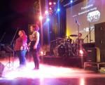Band mit Paolo + Musikschule im Hintergrund 3