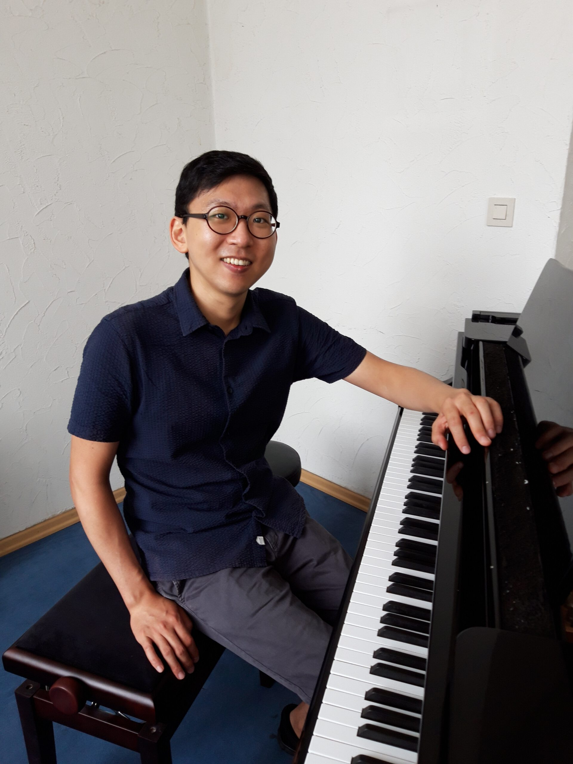 Klavierdozent Daehee Kim